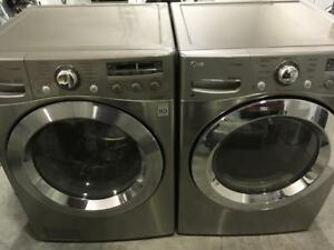 85-Laveuse Sécheuse Frontales  LG  Frontload Washer Dryer