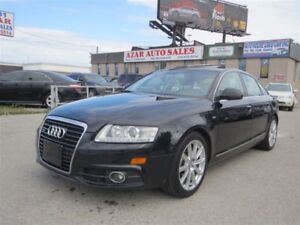 2011 Audi A6 3.0 Progressiv 3.0T  S-Line  NAV  Backup camera  A