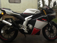 Reduced! Rieju RS3 50 LC PRO 2011 - £750