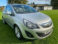 2015 VAUXHALL CORSA 1.2 EXCITE A/C 3DR✅LOW INS!✅72K!✅PRISTINE!ford,renault,Citreon,volkswagen,