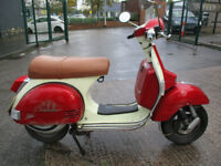LML 125cc AUTOMATIC VESPA SCOOTER