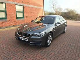 !Reduced January special ! BMW 5 Series 4dr Saloon 520D SE Diesel with £8K worth of optional extras