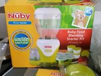Brand new Nuby baby food blender