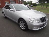 2008 Mercedes-Benz S Class 3.0 S320 CDI 7G-Tronic 4dr LONG MOT DIESEL AUTO LEATHER