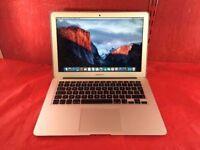 Apple MacBook Air A1466 13 inch i5 Processor, 4GB Ram, 128GB SSD, 2013 +WARRANTY, NO OFFERS L110