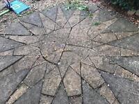 Paving circular