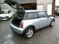 06 Mini One 3 Door Moted June 17 leather interior Low ins ( can be viewed inside anytime)
