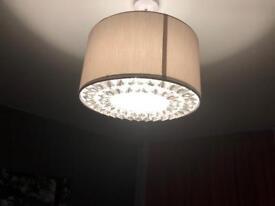 Designer lamp shade from NEXT