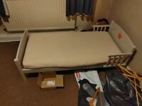 childs bed 140cm long
