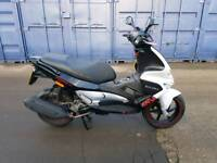 Gilera 125 Runner serviced 1 year mot
