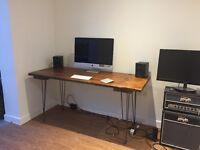 Rustic table / desk