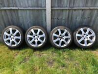 "ATS Twister 17"" Alloys"