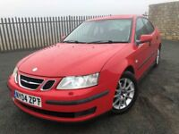 2004 04 SAAB 9-3 2.2 *DIESEL* 4 DOOR SALOON - NOVEMBER 2018 MOT - 3 FORMER KEEPERS - GOOD EXAMPLE!
