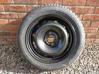 Renault Clio Michelin Steel Tyre 185/55 R15 XH1
