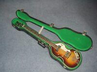 Vintage Hofner 500/1 Beatle or Cavern Bass