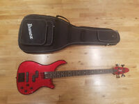 *Almost new* Tanglewood Rebel Electric Bass with bag