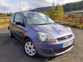 2006 Ford Fiesta Style Climate 1.25 Facelift ( Cheap Insurance )