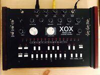 xoxbox bassline (Roland 303 clone) with Atomic Mod 1