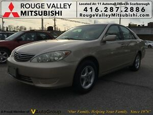2005 Toyota Camry LE, NO ACCIDENT, SERVICE RECORDS !!!!