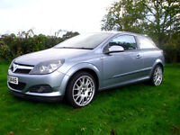 2009 Vauxhall Astra SRi, 3dr, blue, full MOT, excellent condition, not focus golf, leon,