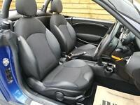 Mini Roadster 1.6 Cooper S 2dr FULL SERVICE HISTORY (lightning blue metallic) 2013