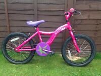 Girls Apollo star bike, VGC