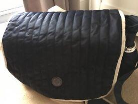 Armani baby change bag
