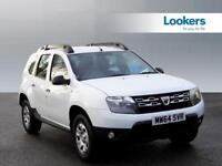 Dacia Duster AMBIANCE DCI (white) 2014-11-28
