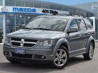 2009 Dodge Journey TRADE IN R/T WITH NAVI-SUNROOF AWD LEATHER-AL