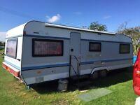 Caravan 5 berth