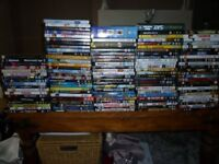 DVD Bundle - about 120 films for all tastes