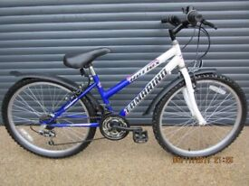 REFLEX LIGHTWEIGHT BIKE IN VERY GOOD USED CONDITION HAVING HAD LITTLE USE. (SUIT APPROX. AGE 8 / 9+)