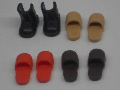 Schuhe für Erwachsene Figuren ++++ 4 Paar +++++++ 8 Stück ++++++++ Playmobil