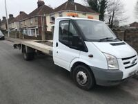 Ford transit recovery truck px poss