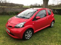 TOYOTA AYGO 1.0 3DR 2006 *CHEAP TO INSURE* *IDEAL FIRST CAR*