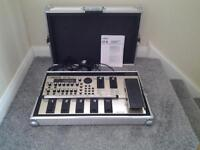 GT6 Guitar Effects Processor and Flight Case
