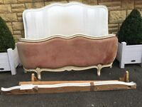 French Corbeille Double Bed