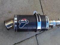 Honda Fireblade Termignoni Exhaust 919cc SC33 £150. 07870516938