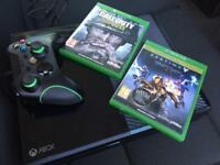 Xbox one - Call of duty WW2 & destiny + control cheap Fortnite (not PS4
