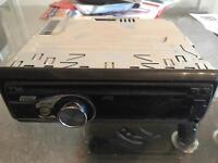 CAR STEREO HEAD UNIT MP3 AUX USB CD BARGAIN