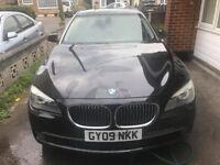 BMW Series 730LD SE Auto