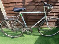 Men's vintage Viking touring bike
