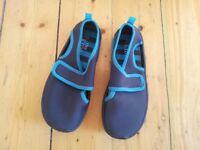 M&S kids neoprene water shoes, size 13, brand new