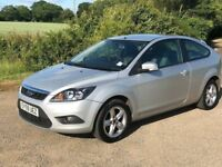 Ford Focus 1.6 Zetec Petrol