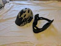Bell Super 2r mountain bike helmet full face