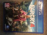 PS4 Far Cry 4 Game