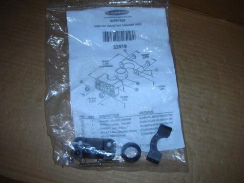 BANNER SMB18SF 52519 Mounting Bracket Assy. Swivel Black Plastic 18mm Sensor NOS