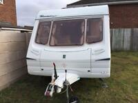 Abbey acclaim SL 2005 , 19ft fixed bed 4 berth