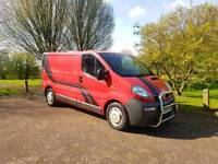 VAUXHALL VIVARO 2006 1.9CDTI SWB CAMPERVAN WITH FULL SIDE KITCHEN CONVERSION MUST SEE!