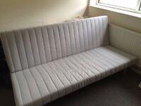 IKEA BEDDINGE MURBO three-seat sofa-bed (excellent condition)